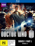 Doctor Who - Season 7: Part 1 on Blu-ray