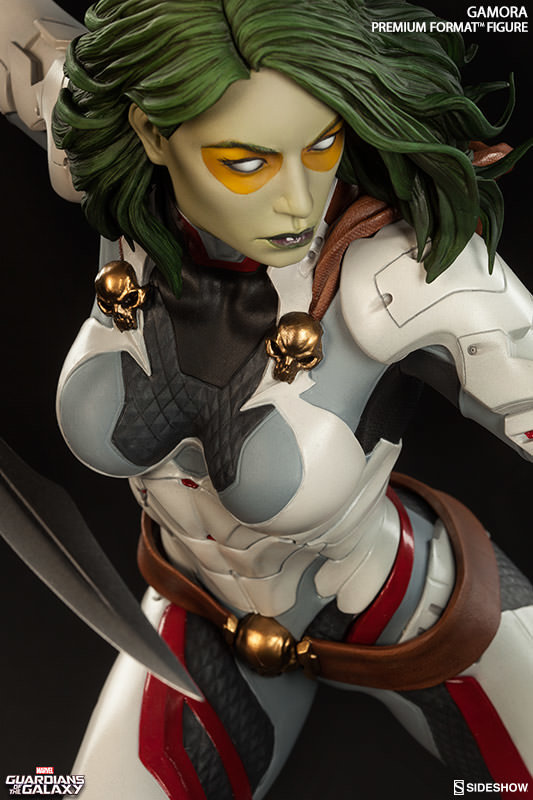 Guardians of the Galaxy: Gamora - Premium Format Figure image