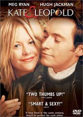 Kate & Leopold on DVD