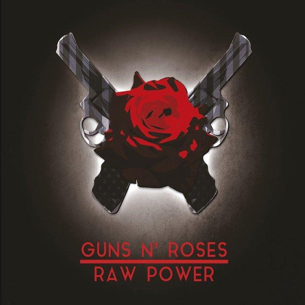 Raw Power (2CD+DVD) by Guns N' Roses