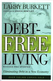 Debt-Free Living by Larry Burkett image
