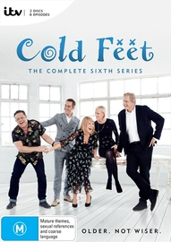 Cold Feet - The Complete Sixth Series on DVD