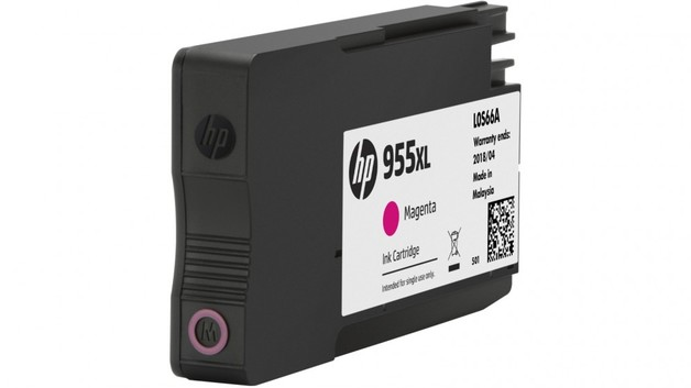 HP 955XL Magenta Ink Cartridge