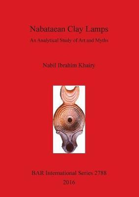 Nabataean Clay Lamps by Nabil Ibrahim Khairy image