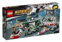 LEGO Speed Champions: Mercedes Amg Petronas Formula One Team (75883)
