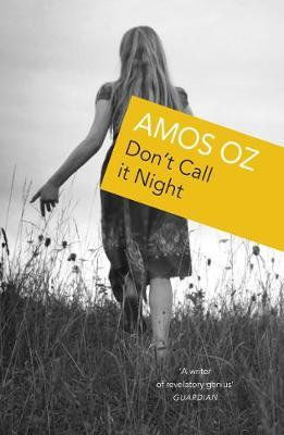 Don't Call It Night by Amos Oz image