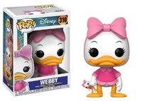Duck Tales - Webby Pop! Vinyl Figure image