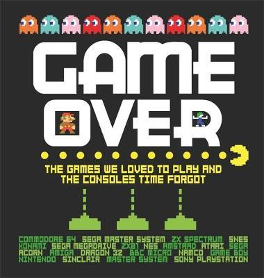 Game Over by Dan Whitehead