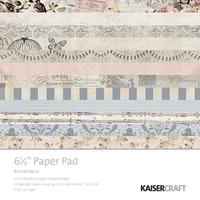 Kaisercraft: Romantique - 6.5 x 6.5 Paper Pad