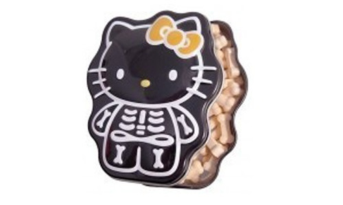 Hello Kitty: Candy Tin - Skelly Bones image