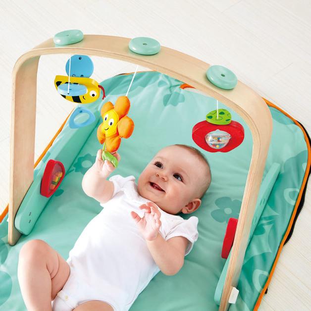 Hape: Portable Baby Gym