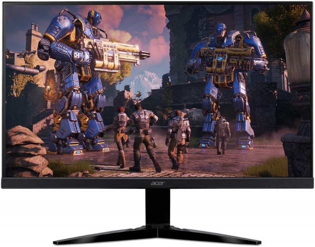 "24.5"" Acer 1ms 75hz FreeSync Gaming Monitor"