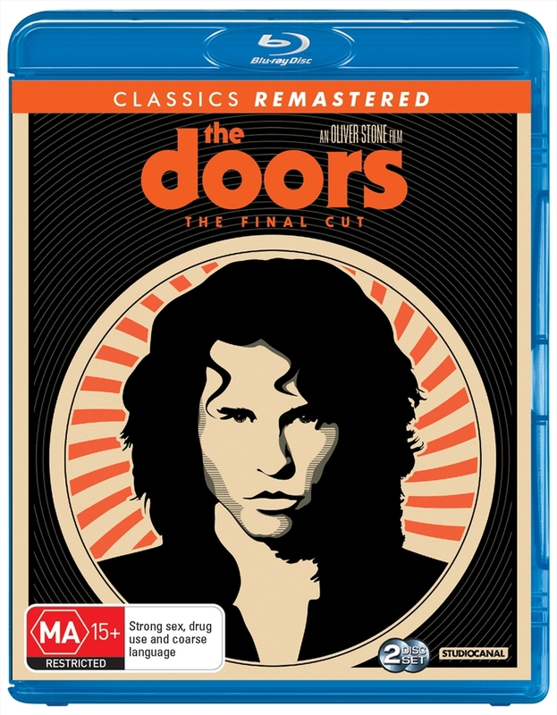 The Doors on Blu-ray
