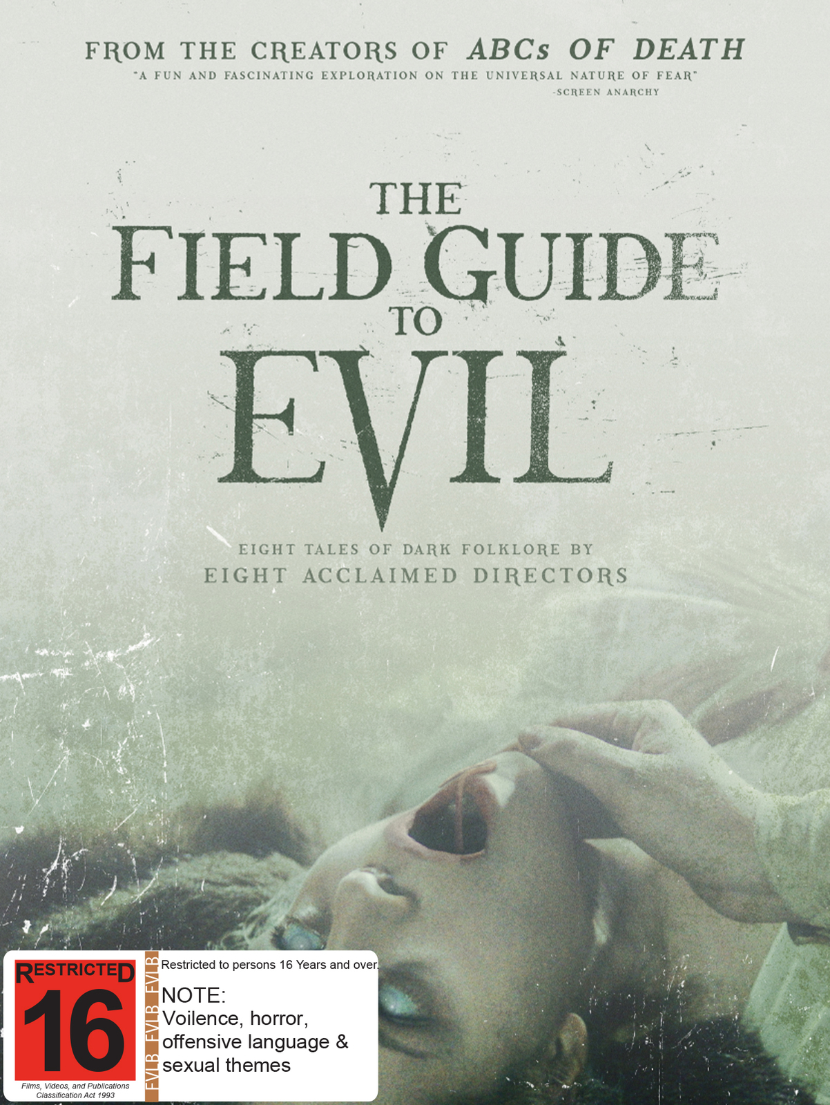 The Field Guide To Evil on DVD image