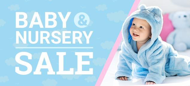 Baby & Nursery Sale!