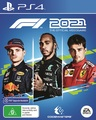 F1 2021 for PS4