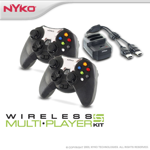 Nyko Wireless Multi-Player Kit for Xbox image