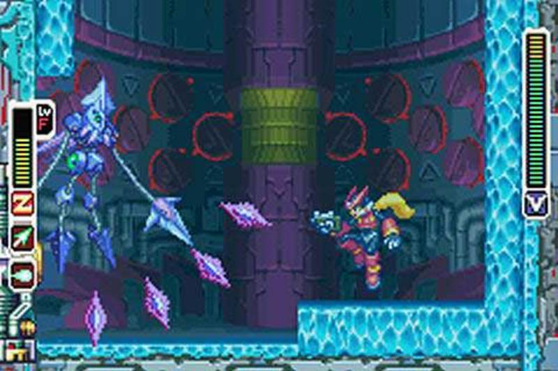 Megaman Zero 4 for GBA image