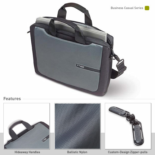Belkin NE-SC Notebook Slip Case (Business Casual Series)