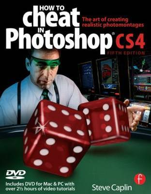 How to Cheat in Photoshop CS4 by Steve Caplin image