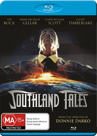 Southland Tales on Blu-ray