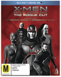 X-Men: Days Of Future Past - Rogue Cut on Blu-ray