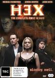 Hex - Season 1 on DVD