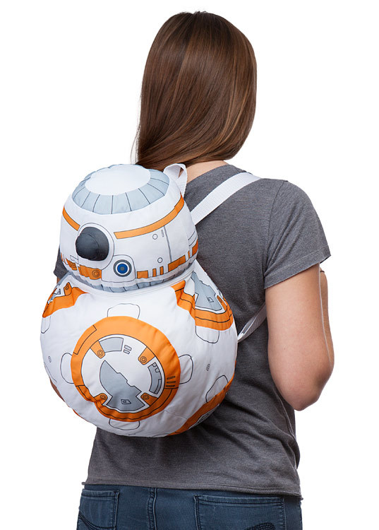 Star Wars Episode VII - BB-8 Plush Backpack