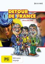 Detour De France on DVD