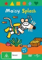 Maisy - Splash on DVD