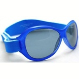 Baby Banz Retro Sunglasses (Pacific Blue)