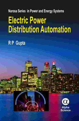 Electric Power Distribution Automation by R.P. Gupta image