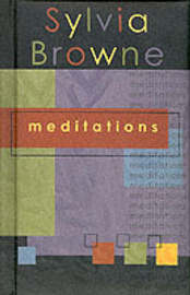 Meditations (Sylvia Browne) by Sylvia Browne image