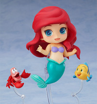 Disney's Little Mermaid: Nendoroid Ariel - Articulated Figure