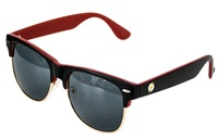 DC Comics: Flash Logo - Half Frame Sunglasses