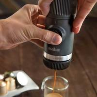 Nanopresso with Nespresso Adapter - Portable Espresso Maker