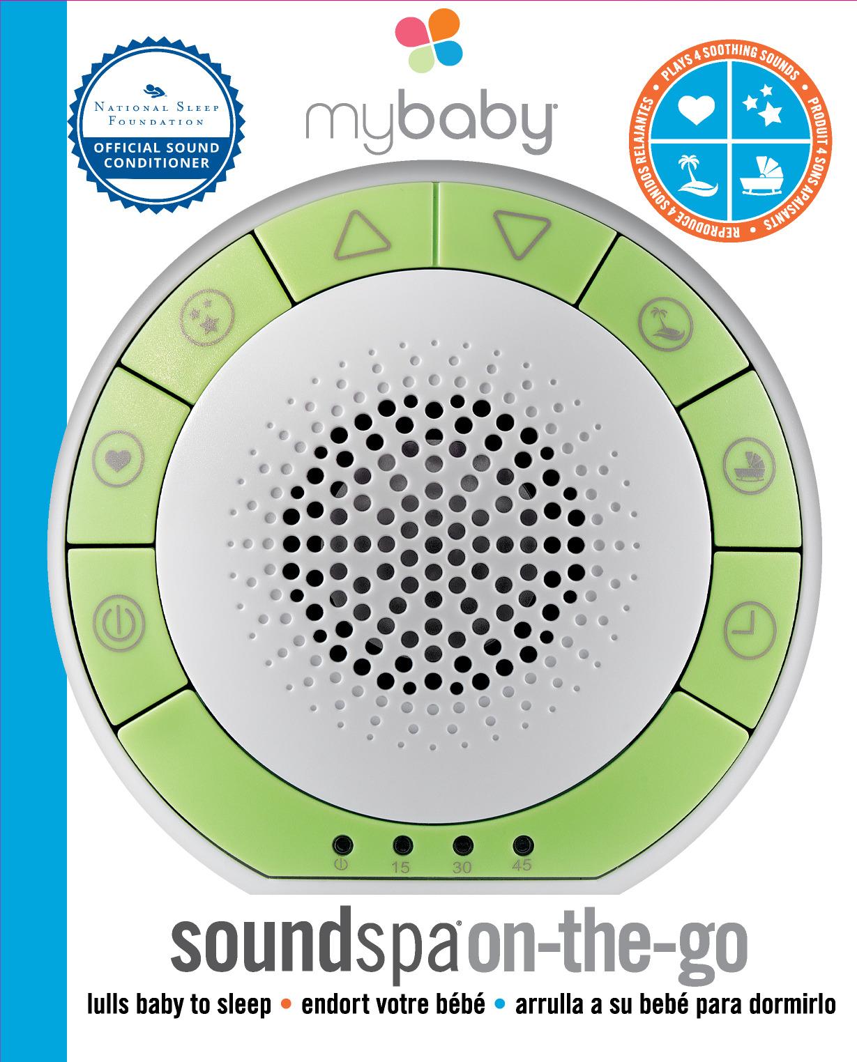 MyBaby: Sound Spa - On The Go image