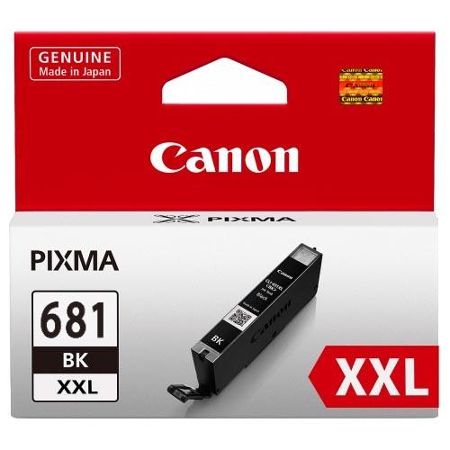 Canon Ink Cartridge - CLI681XXLBK (Black Extra High Yield)