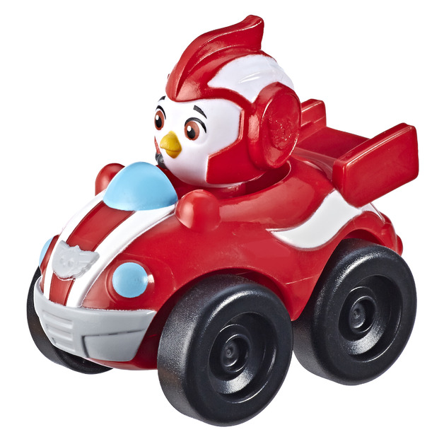 Top Wing: Rod - Mini Racer Figure