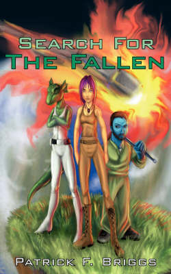 Search For The Fallen by Patrick , F. Briggs image
