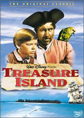 Treasure Island (1950) on DVD