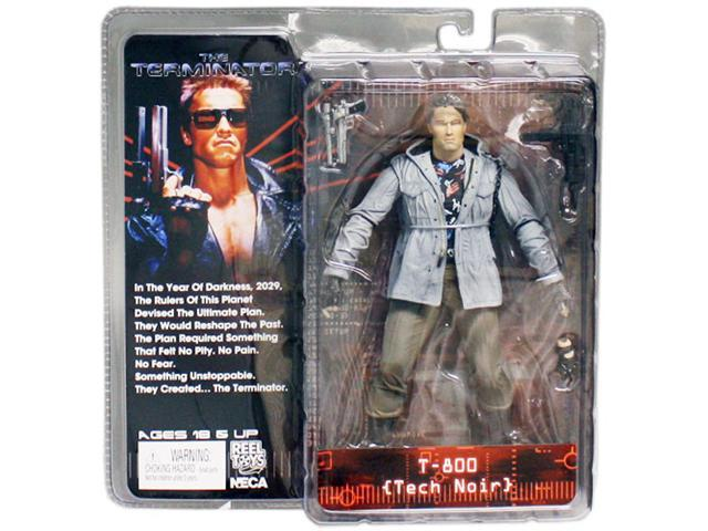 "Terminator T-800 ""Tech Noir"" Action Figure - Series 1 image"