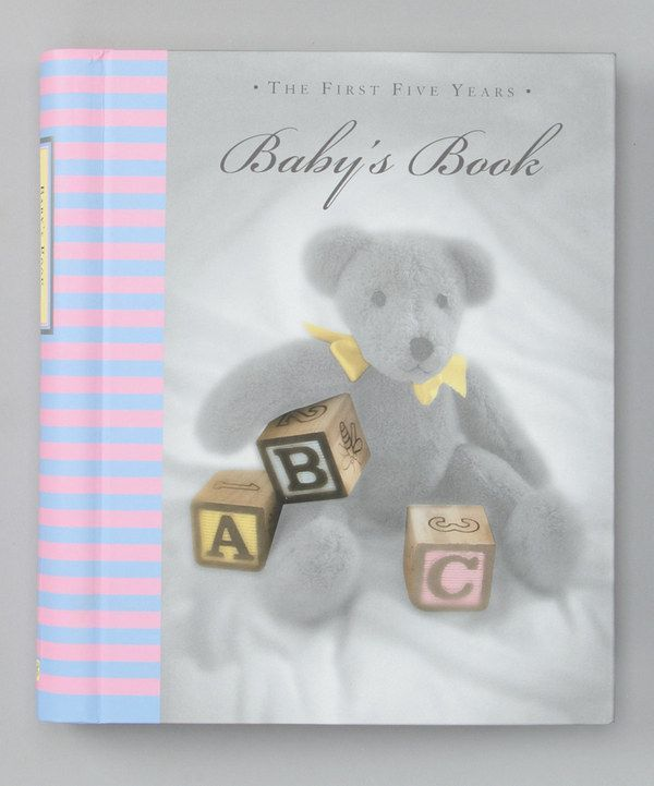 Baby's Book: The First Five Years by Virginia Reynolds image