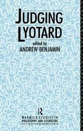 Judging Lyotard image