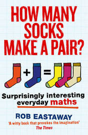 How Many Socks Make a Pair? by Rob Eastaway image