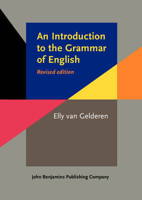 An Introduction to the Grammar of English by Elly Gelderen image