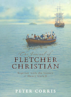 The Journal of Fletcher Christian by Peter Corris image