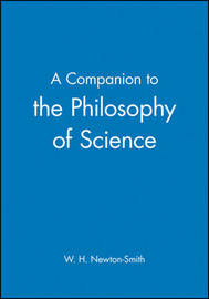 A Companion to the Philosophy of Science image
