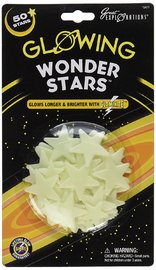Great Explorations Wonder Stars - Glow in Dark