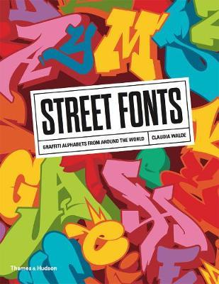 Street Fonts   Claudia Walde Book   In-Stock - Buy Now   at